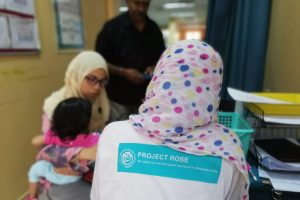 Project ROSE – Removing Obstacles to Cervical Screening in Malaysia